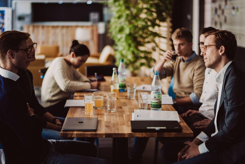 Up2B Breakthrough 2019 - Mentoring Session