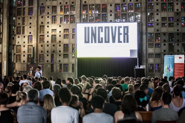 Design-Pionier Stefan Sagmeister hielt 2016 einen Vortrag zum Thema