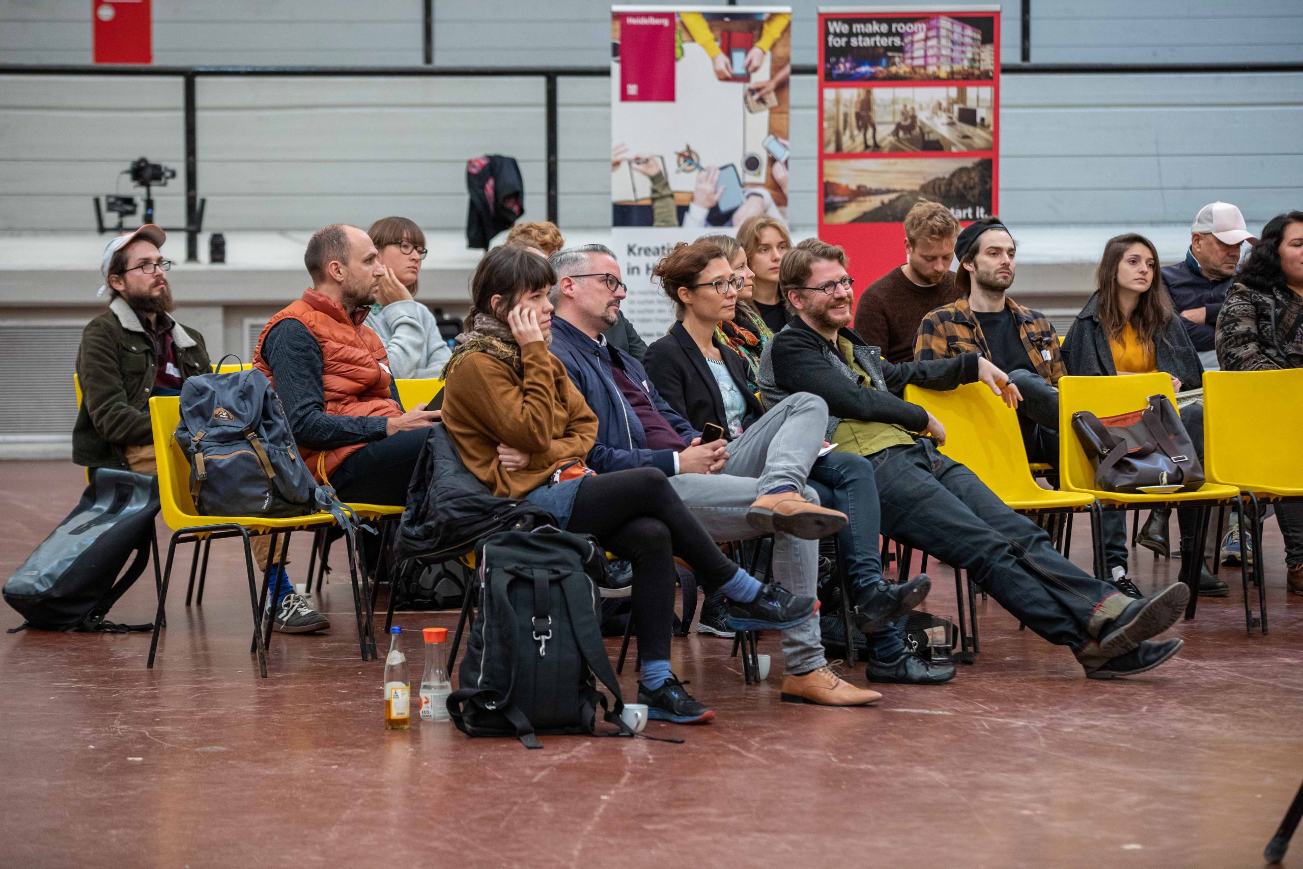 Placemaking Forum Multihalle. Foto: Arthur Bauer