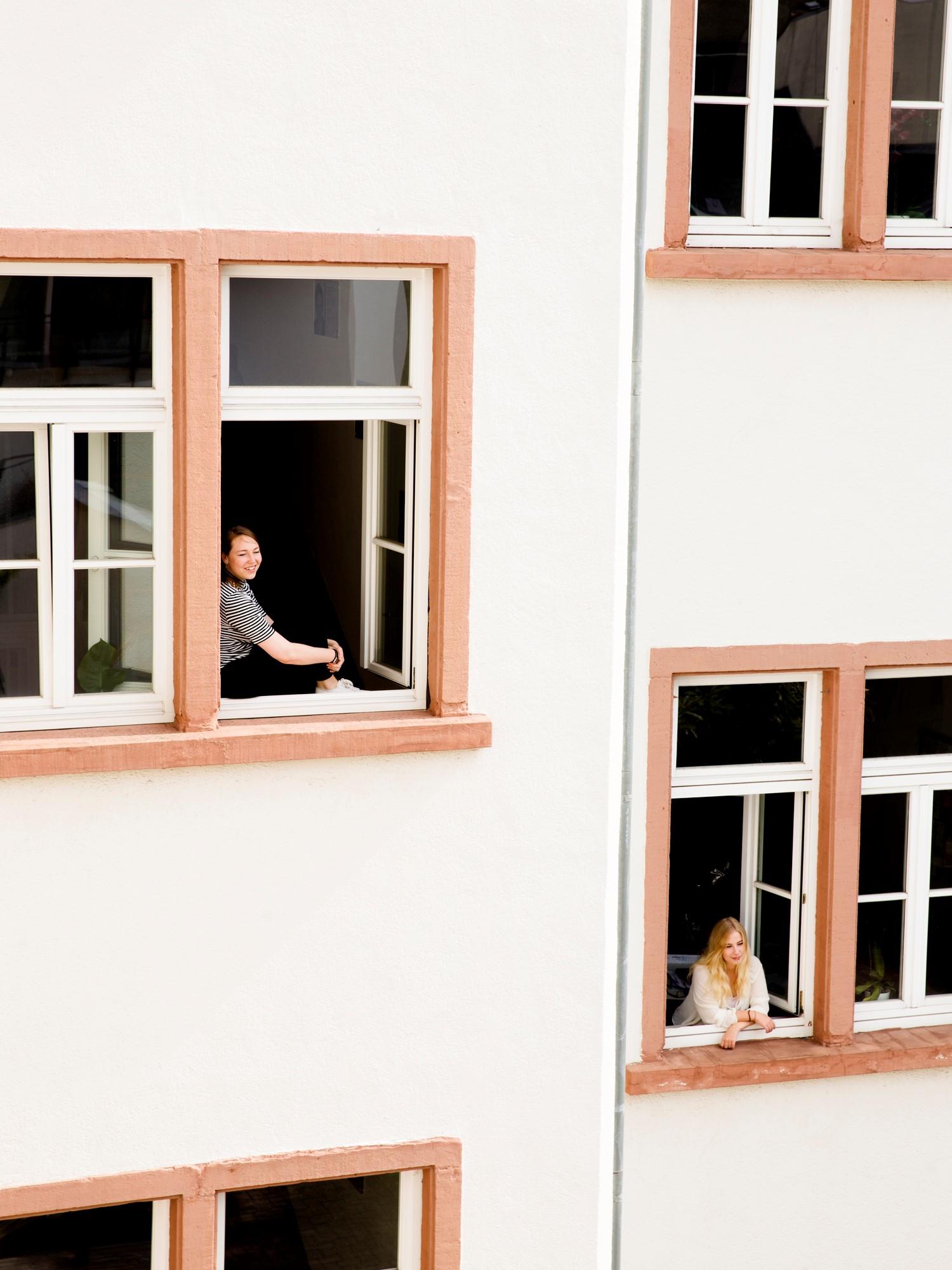 GIG7 - Das Mannheimer Kompetenzzentrum FeMale Business: The place to be für Gründer*innen.