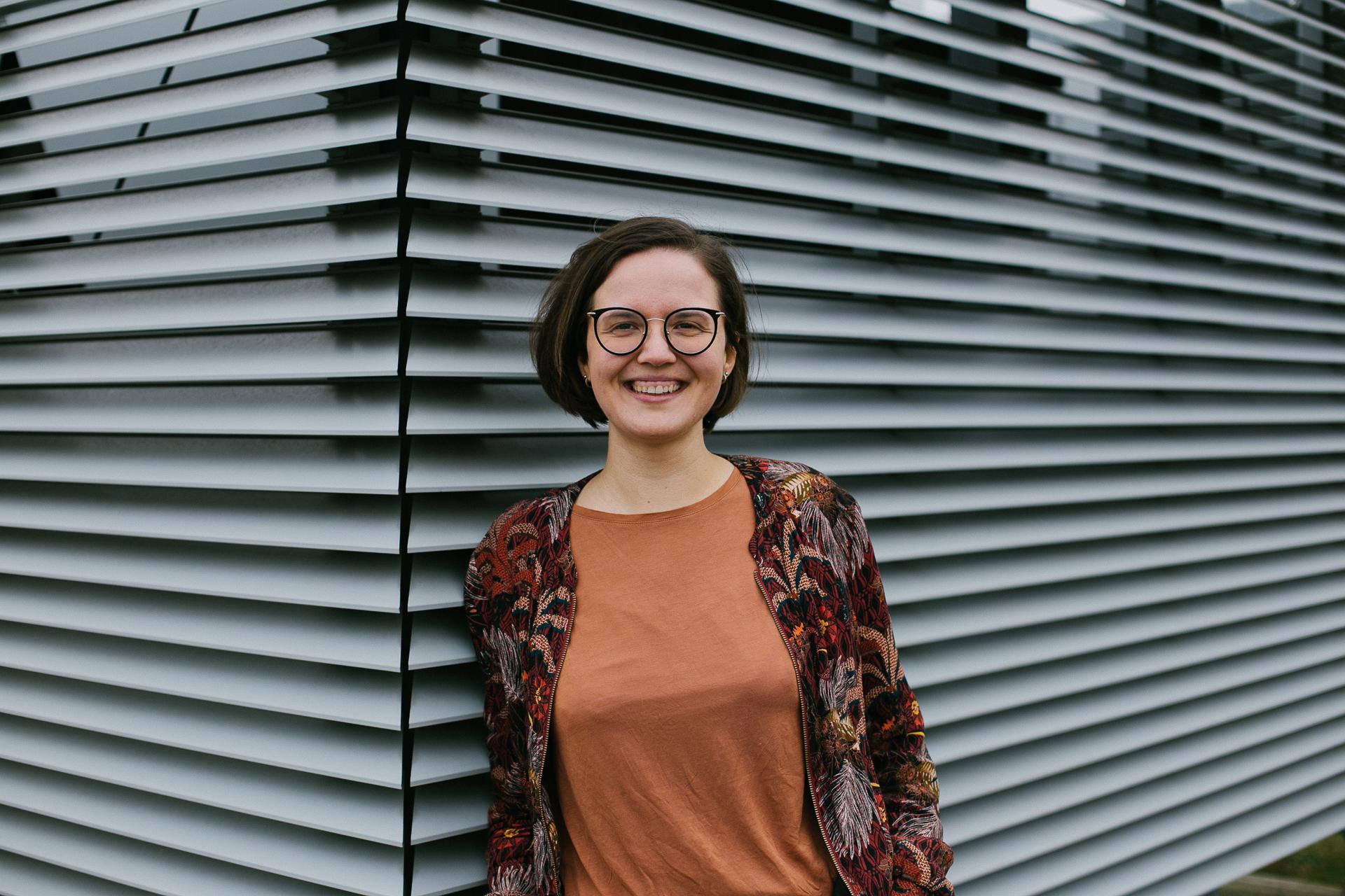 Anna Hüttl (Coordinator Accelerator Programs & International Projects)
