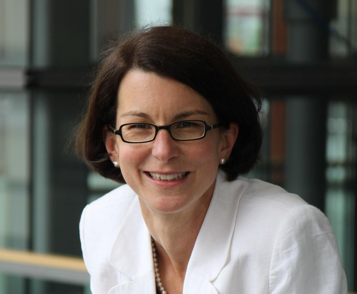 Dr. Claudia Rabe leitet bei NEXT MANNHEIM die Bereiche Tech, Internationales und Startup-Förderung
