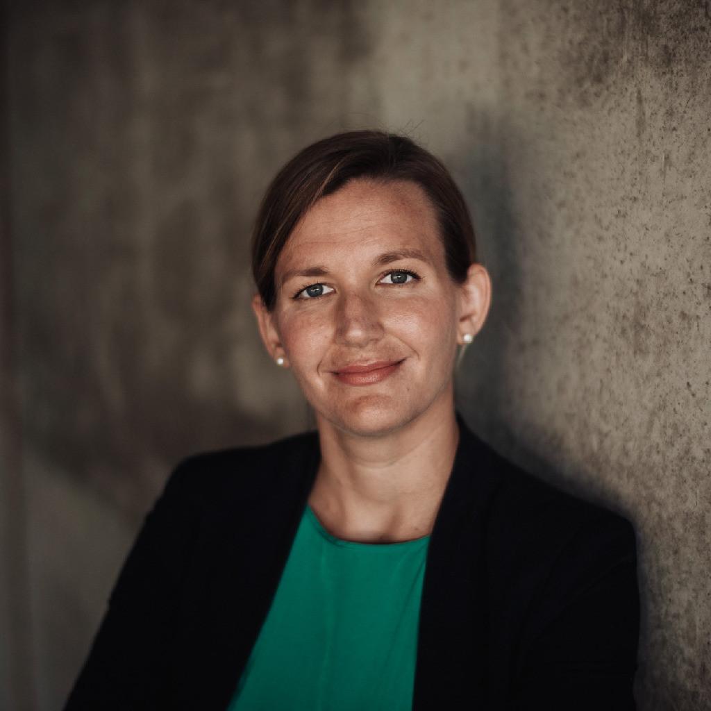 Dr. Simone Burel – Geschäftsführerin und Gründerin der LUB GmbH