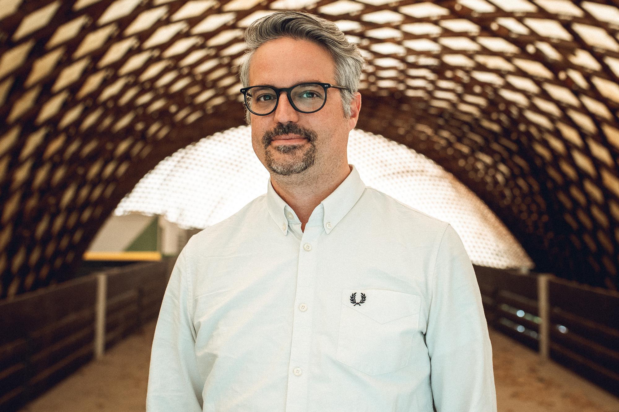 Dr. Matthias Rauch ( Head of Cultural Innovation & Creative Economy)