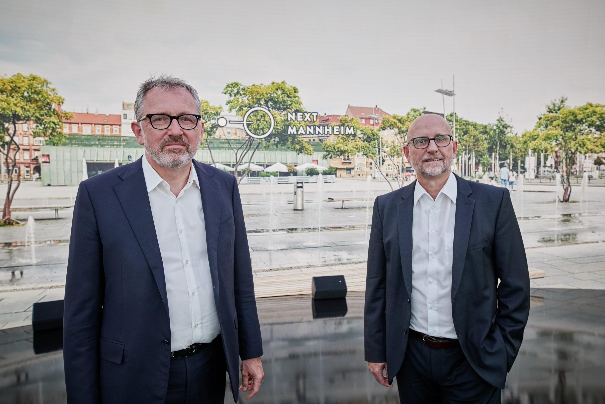 Durch die konsequent umgesetzte Stragtegie von OB Dr. Peter Kurz und NEXT MANNHEIM Geschäftsführer Christian Sommer konnten diese Ziele erreicht werden