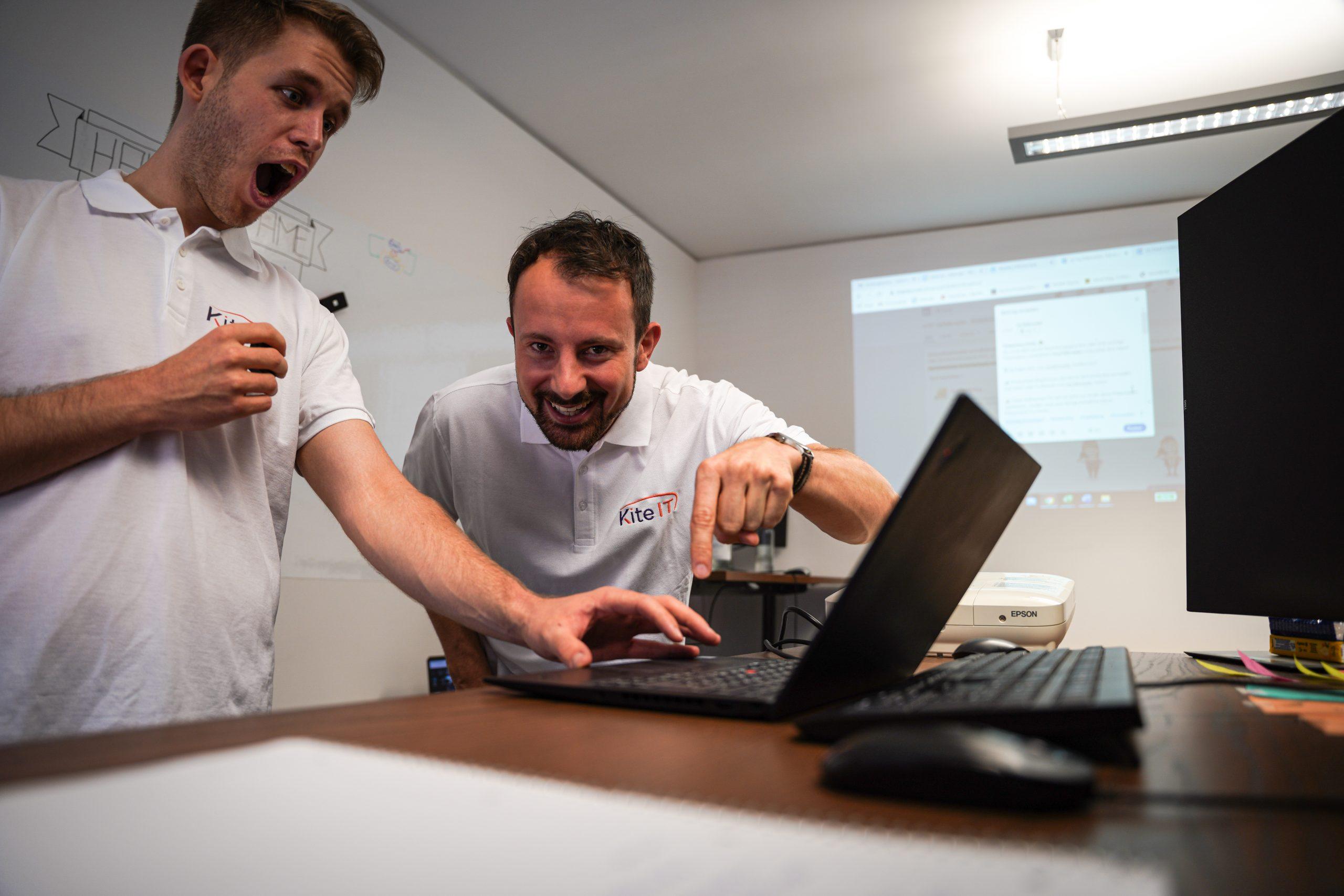 Co-Founder Swen Stürner bastelte zwei Jahre an seiner Idee eines digitalen Sprach-Coaches