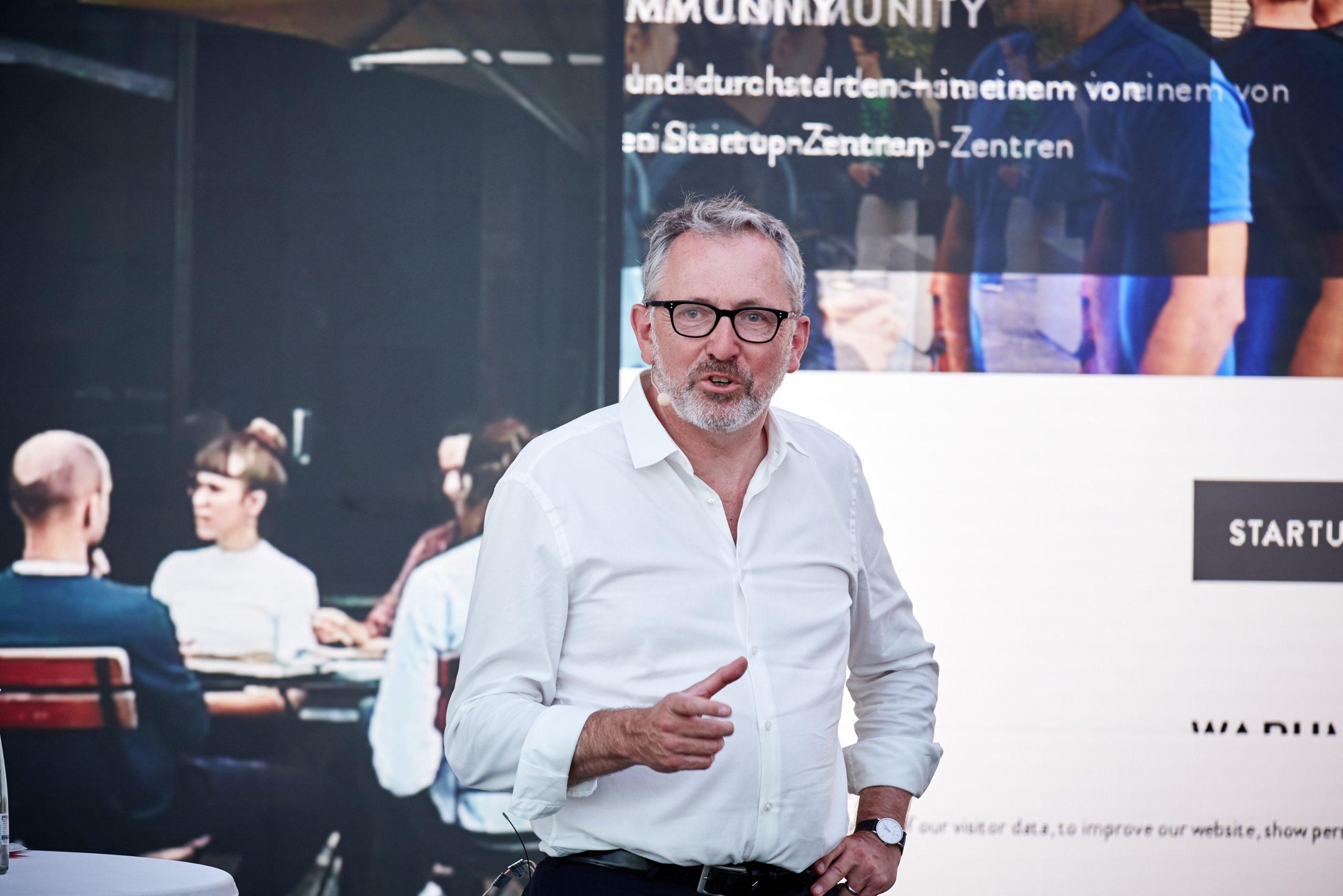Mannheims Oberbürgermeister Dr. Peter Kurz