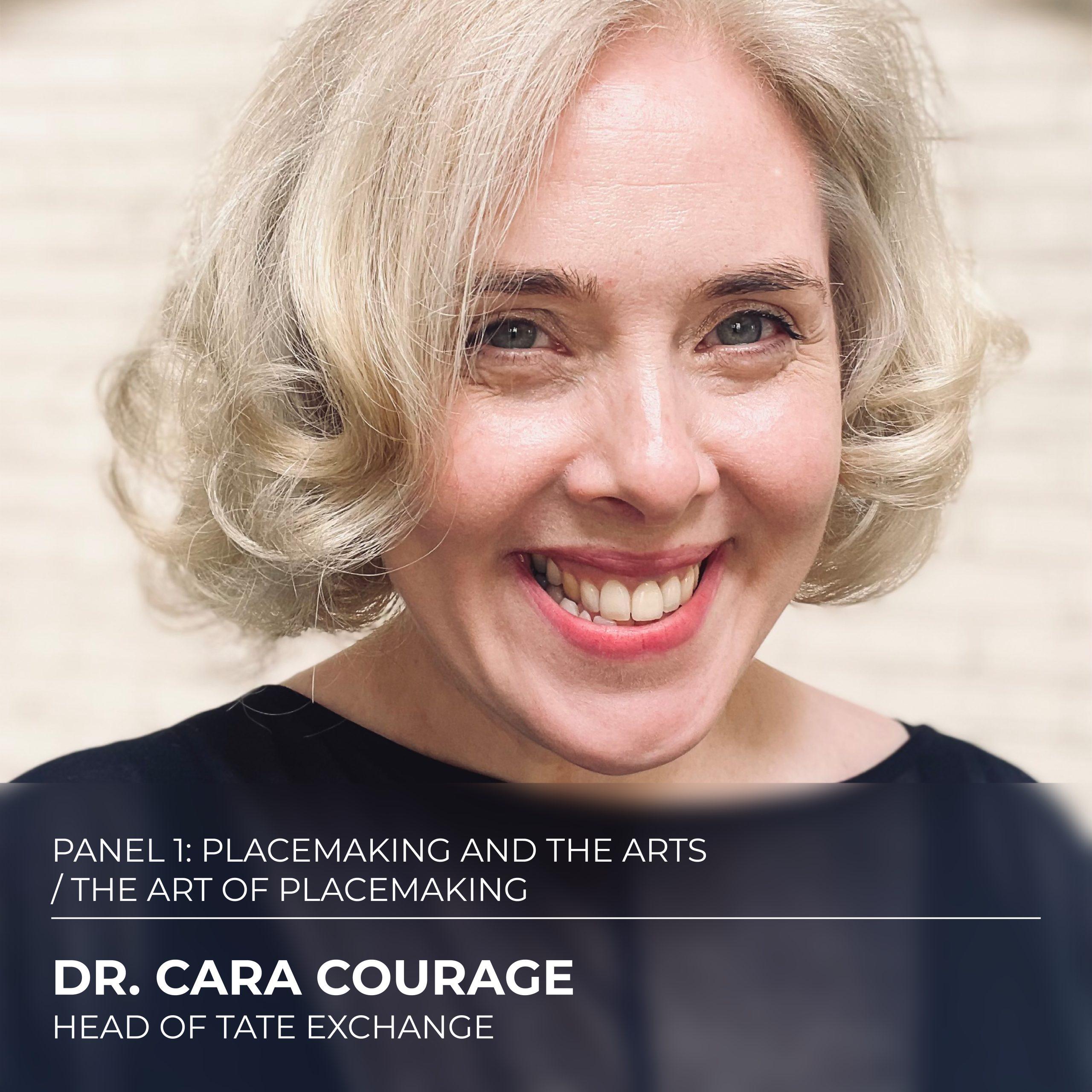 Dr. Cara Courage